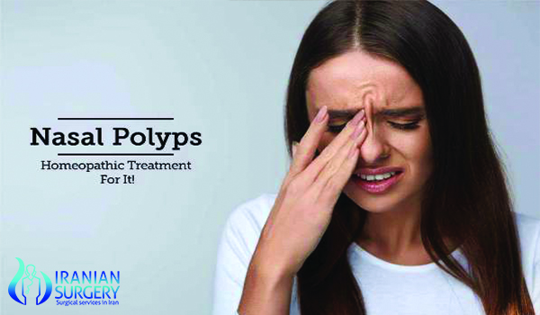 nasal polyp surgery in iran