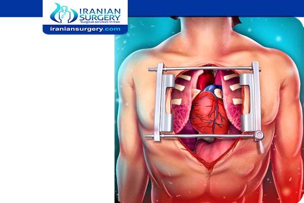 نسبة نجاح عملية القلب المفتوح