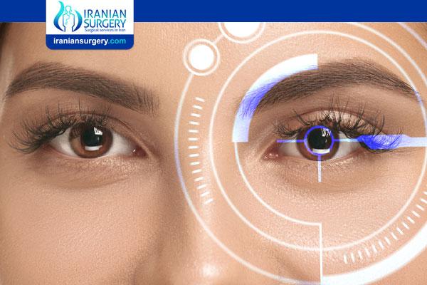 علاج ضعف النظر بعد عملية الليزك