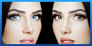 Eye color change surgery