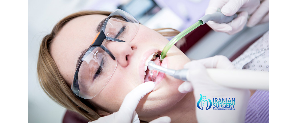 root canal cost iran