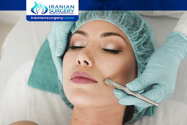 scar revision surgery in Iran