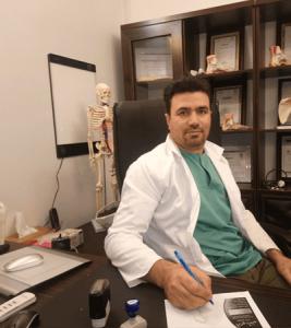 dr Roshandel