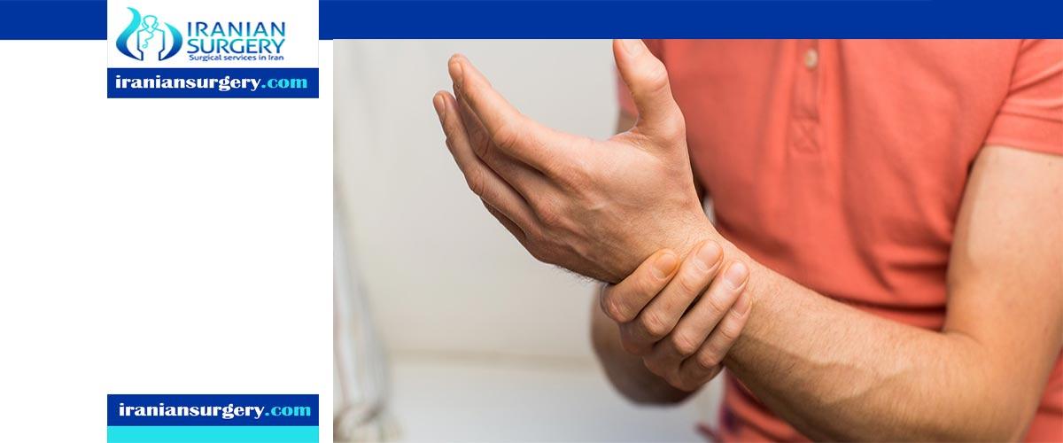 wrist arthritis surgery recovery
